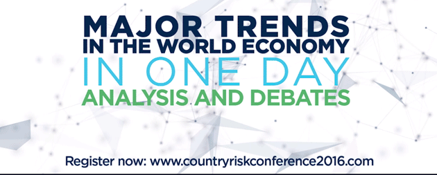 Major trends in the world econmy in one day